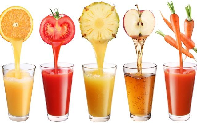 Соковая диета и сокотерапия