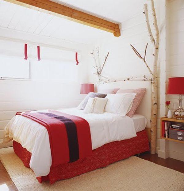 береза для спальни