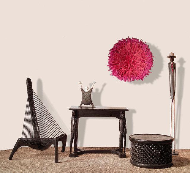 деревянная мебель африканский стиль