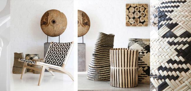 декор для предметы интерьера африканском стиле