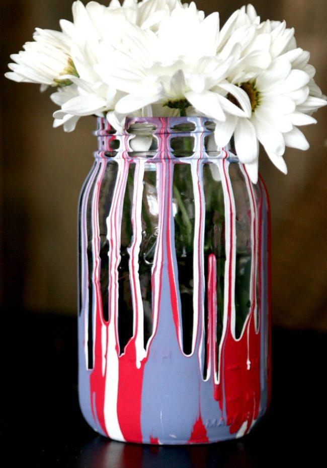 ваза для творческих людей своими руками