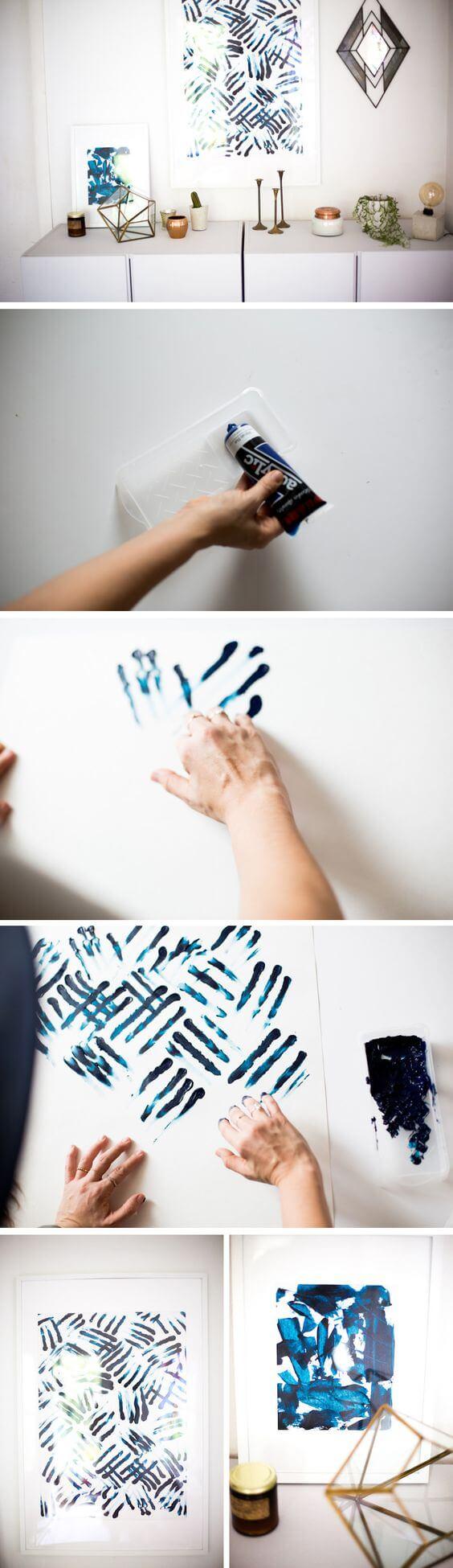 как нарисовать картину просто