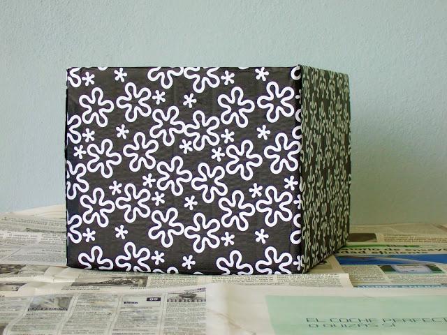 Украшение коробок своими руками фото