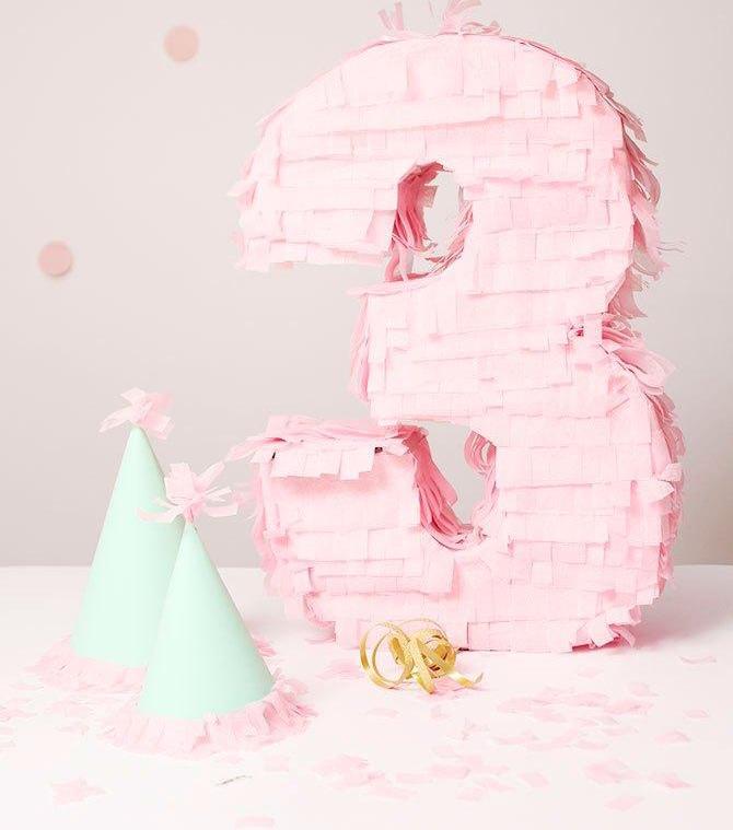 Украшения из бумаги на день рождения ребенку